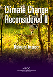"""Whereas the reports of the United Nations' Intergovernmental Panel on Climate Change (IPCC) warn of a dangerous human effect on climate, NIPCC concludes the human effect is likely to be small relative to natural variability, and whatever small warming is likely to occur will produce benefits as well as costs."" - Publisher.  Requests a donation for a free download of this report from a series. - Webmaster"