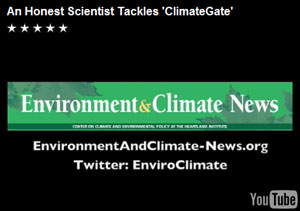 "An IPCC climate scientist bravely took on ""ClimateGate"" head-on, and called for ""serious reforms"" of the global scientific community. This video, taken by The Heartland Institute at a climate conference not friendly to ""deniers,"" presents the highlights of this remarkable lecture."