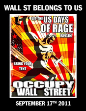 "Fundamentally changing America! What, exactly, is a ""US Day of Rage?"" Well, on September 17th we may find out for certain, but until then, The Blaze is revealing what information does exist about this very nefarious-sounding campaign."