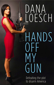 """In HANDS OFF MY GUN, Dana Loesch explains why the Founding Fathers included the right to bear arms in the Bill of Rights, and argues that ""gun control"" regulations throughout history have been used to keep minority populations under control. She also contends that current arguments in favor of gun control are primarily based on emotions and fear."" - Amazon"