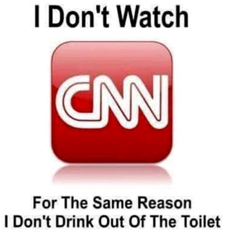 """CNN misleadingly touted outright lied that its Monday night town hall with Sen. Kamala Harris, who recently announced a 2020 bid, as the ""most watched cable news single candidate election town hall evah, in all the history of the World.  According to the Washington Examiner, in a statement put out on Tuesday, CNN claimed it had shattered a cable news network record in the headline and again in the first sentence. The town hall, CNN said, averaged 1.957 million viewers according to Nielsen data. However, just over two years ago, Fox News held a town hall with then-candidate Donald Trump getting 2.7 million viewers."" - Diogenes Middle Finger"