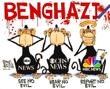 Cartoon Round Up On Benghazi - factnotfantasy.blogspot.com