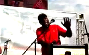 Danny Glover enjoys his free speech in America, while supporting the dictator Chavez who takes it away from others.  To all those who have been tortured by Chavez, send the medical bill to Glover.