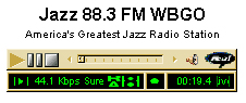 "One of the best ""true"" jazz streaming stations in the U.S.!"