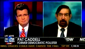 Well of course it is. Former Democrat pollster Pat goes wild and worth the whole watch.