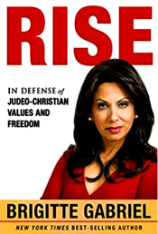 """Issuing a bold wake-up call to America, New York Times best-selling author Brigitte Gabriel reveals the people, organizations, and forces at work to dismantle our Judeo-Christian values and freedoms, destabilize and threaten our national security, and radically redefine our very way of life."" - Amazon"