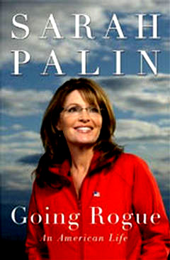 "The book, originally planned for next spring, is coming out Nov. 17 with an announced first printing of 1.5 million copies. Palin and collaborator Lynn Vincent finished ""Going Rogue"" just two months after Palin's resignation as governor."